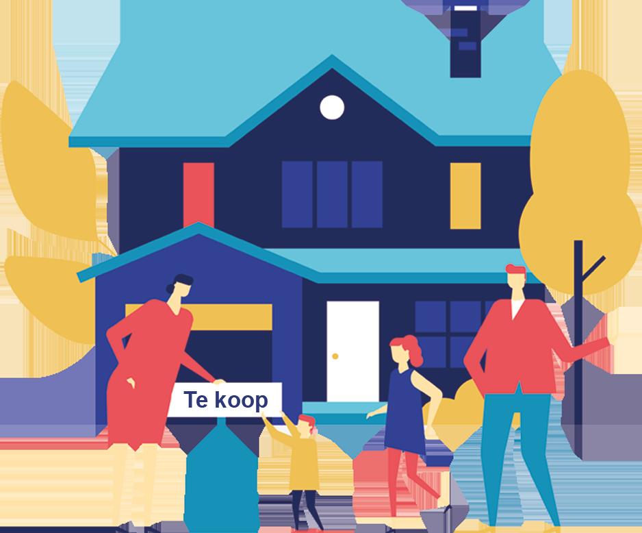 Flat huis te koop - Home | Van Dort