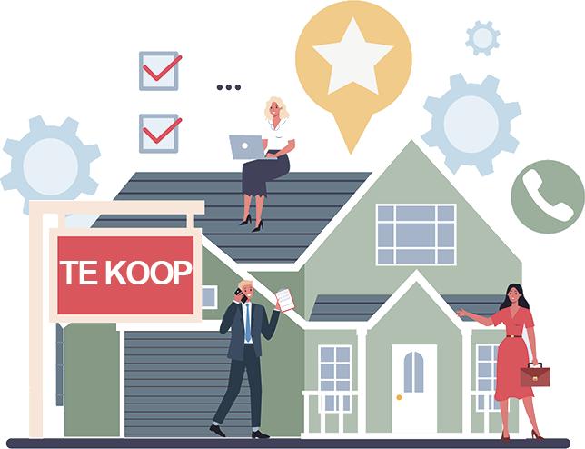 Service - Aankoopmakelaar | Van Dort