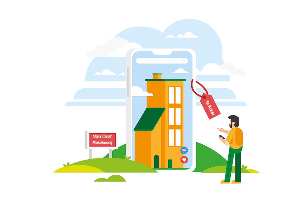 Appartement - Aankoopmakelaar | Van Dort